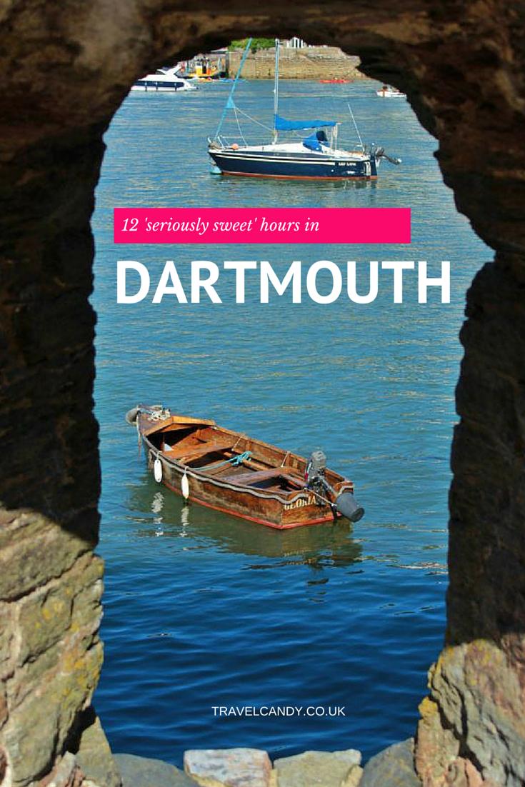 Fishing boats in Dartmouth