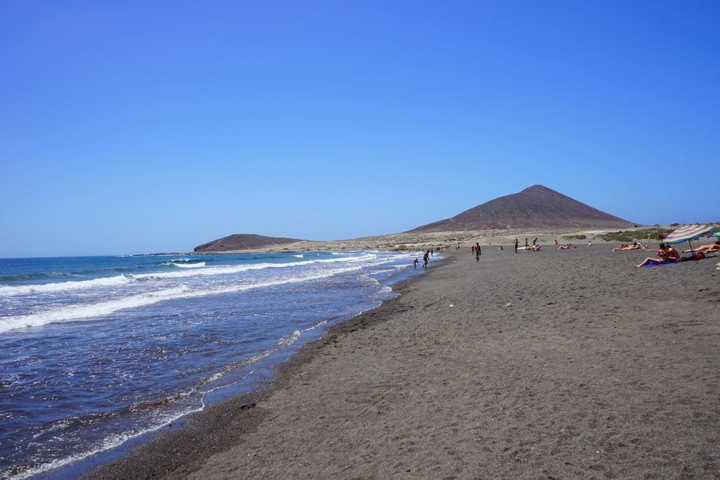 black-sand-beach-tenerife