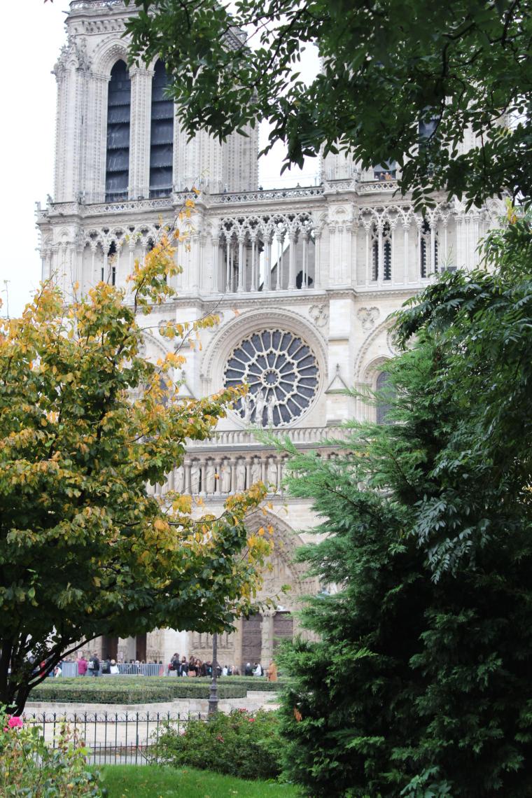 Prestige Saint-Germain-des-Près is near Notre Dame