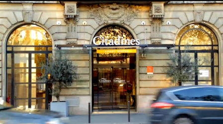 The outside of Prestige Saint-Germain-des-Près Paris