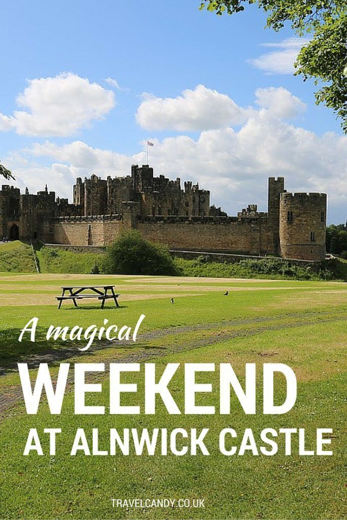 A magical weekend visit to Alnwick Castle