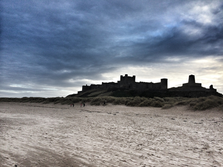 Snapshots of Bamburgh, Northumberland