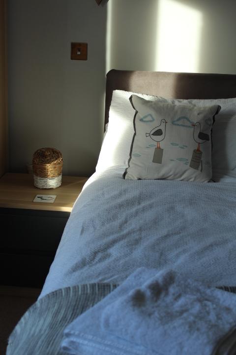 A very comfortable night's sleep guaranteed!