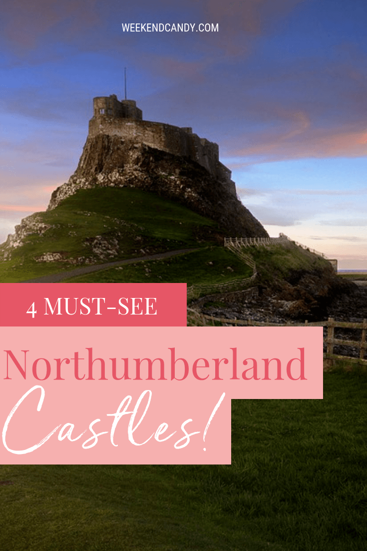 pinnable image of castle in northumberland