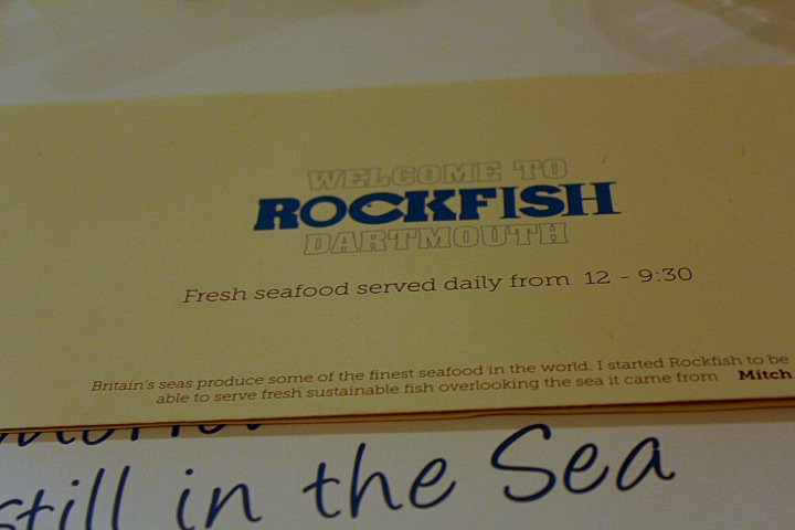 Rockfish-Dartmouth-A-review