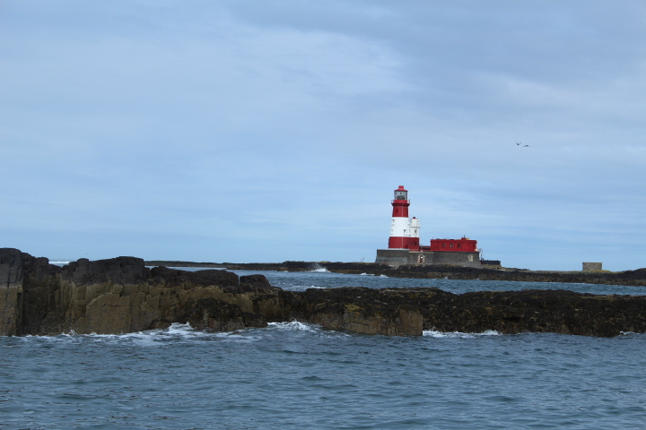 Longstone lighthouse Farne Islands Northumberland
