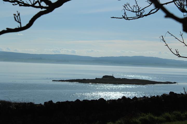 St Aidans Island off Lindisfarne