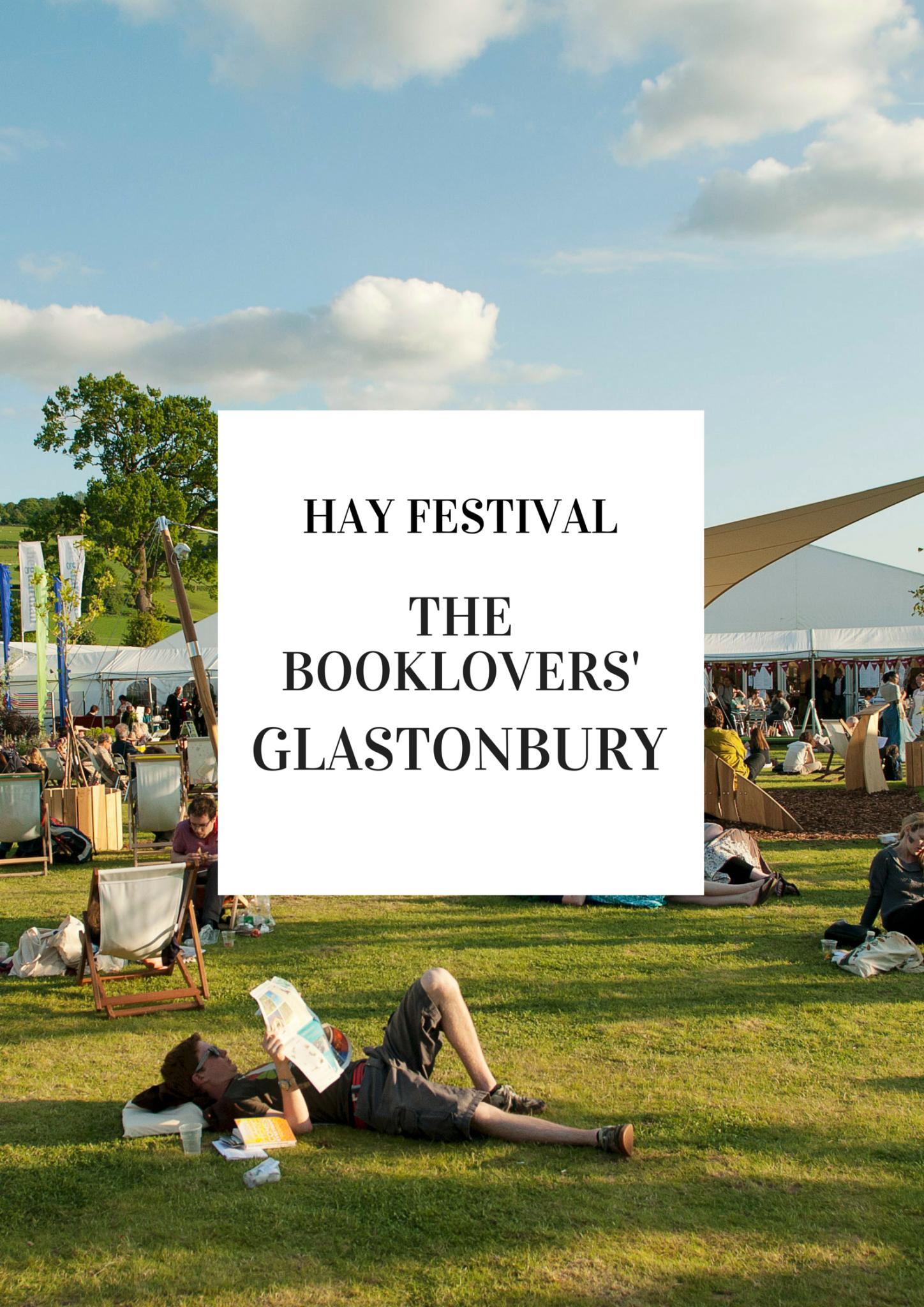 Hay Festival main site
