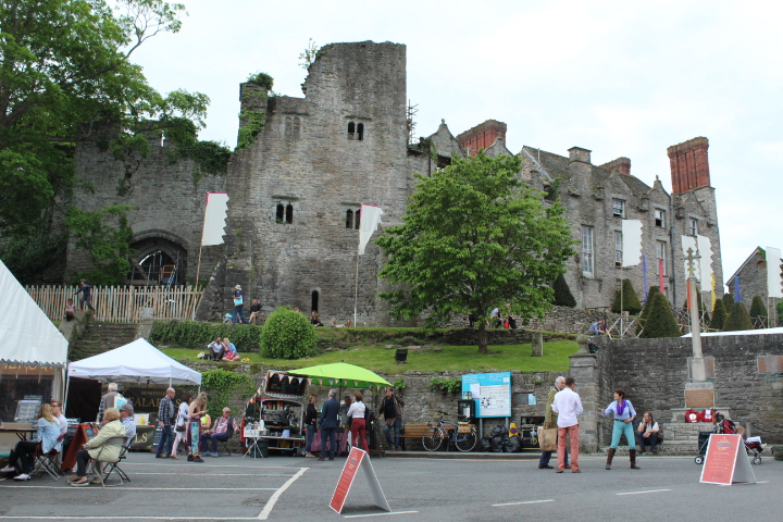 Town of Hay on Wye, Hay Castle