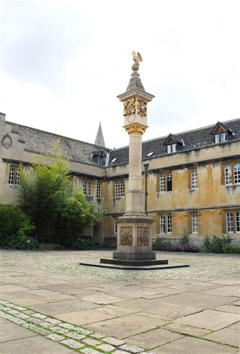 Corpus cristi college oxofrd