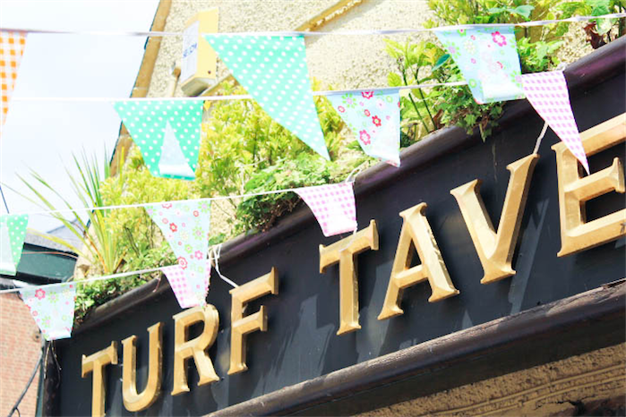 Turf tavern exterior oxford