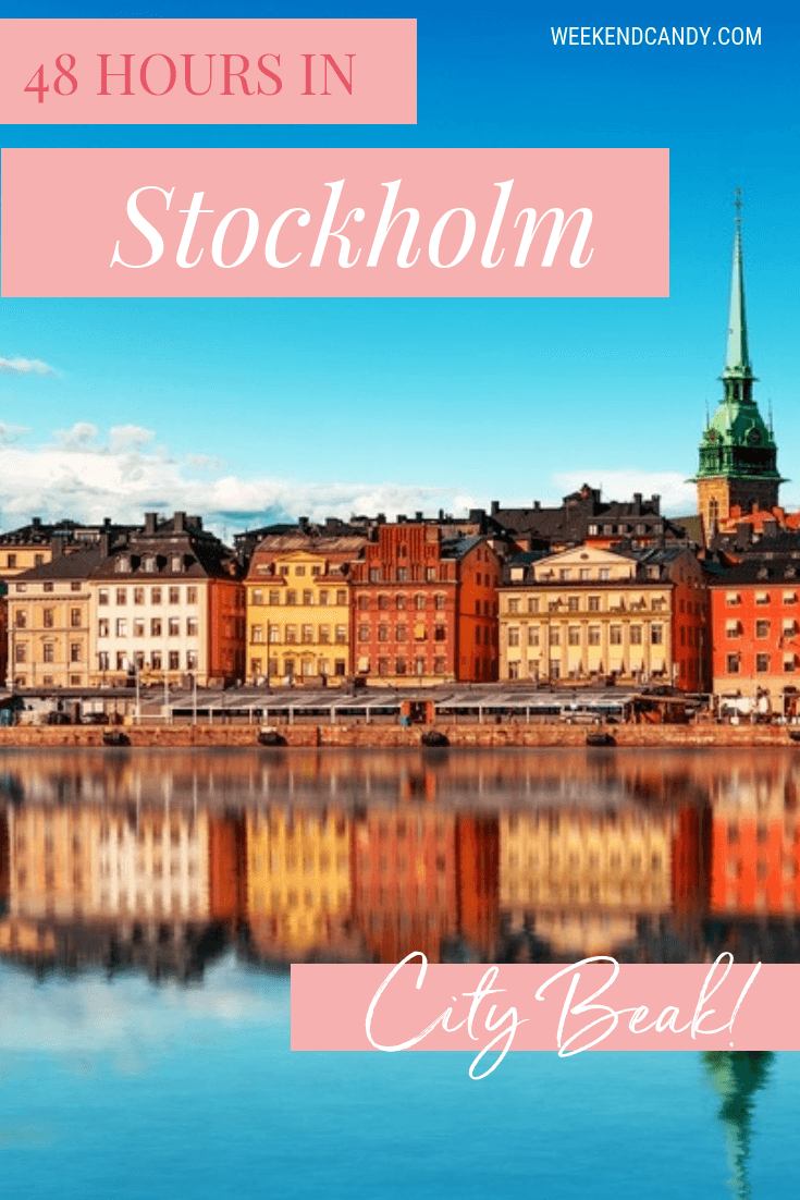 Pinnable image of Stockholm