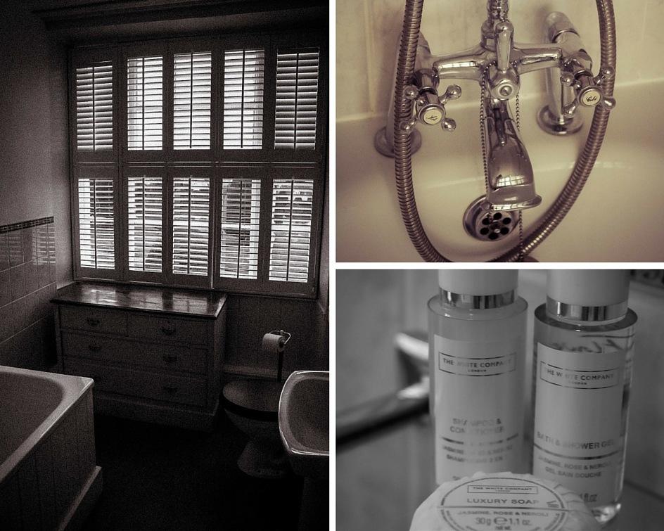 Bathroom at the Falcon Painswick