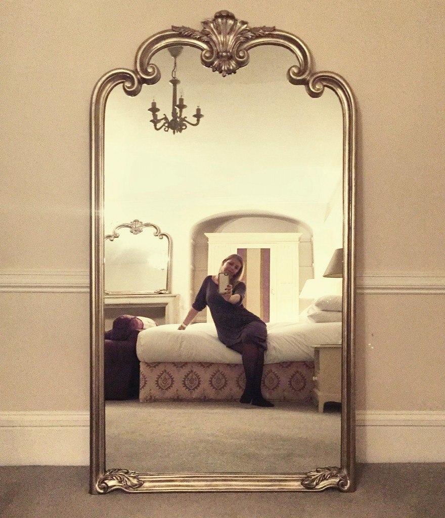 Room at the Falcon hotel painswick