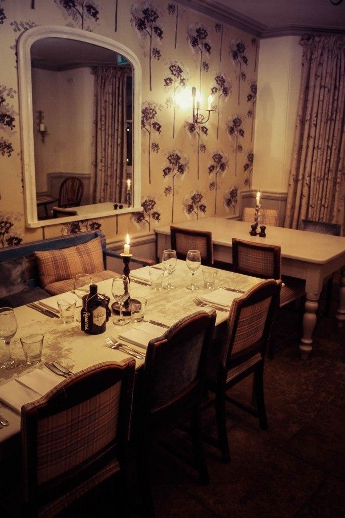 Restaurant at Falcon painswick