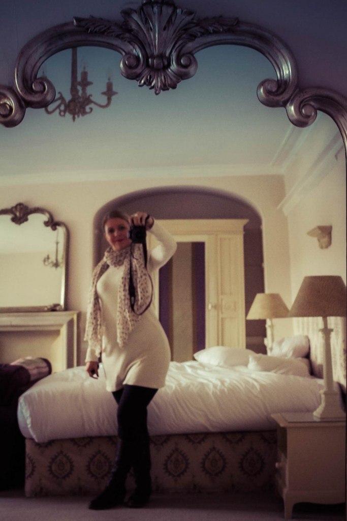 Room at the Falcon Painswick