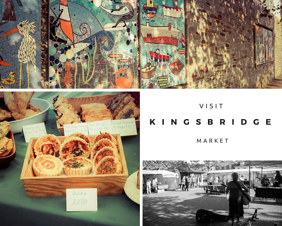 Kingsbridge market montage