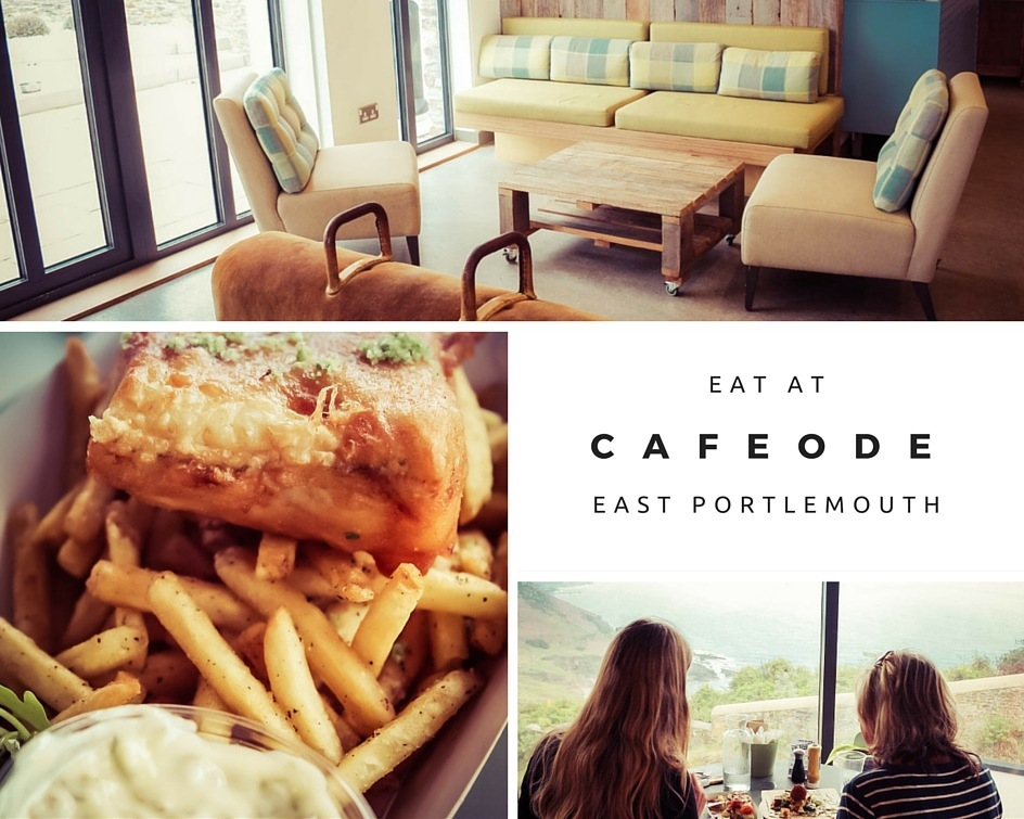 Cafe ode east portlemouth devon