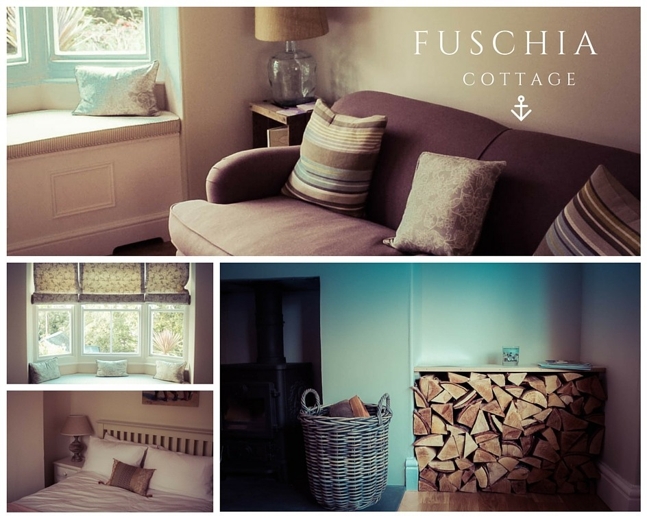 Fuschia Cottage Salcombe