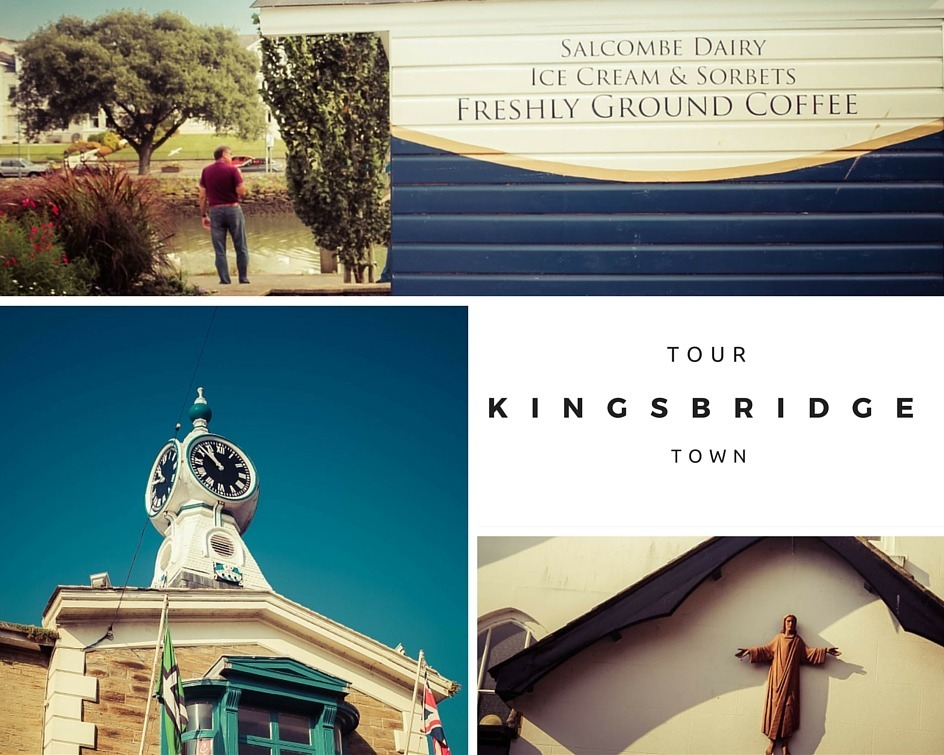 Kingsbridge Town montage