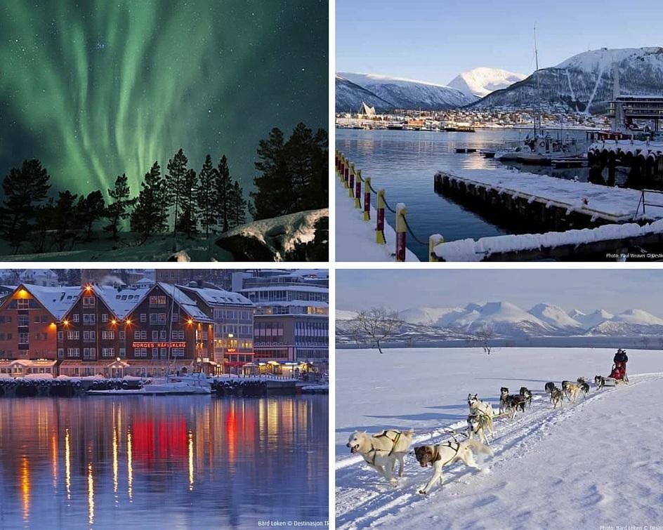 Tromsø montage