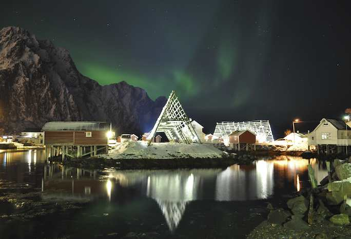 Lofoten and Northern Lights