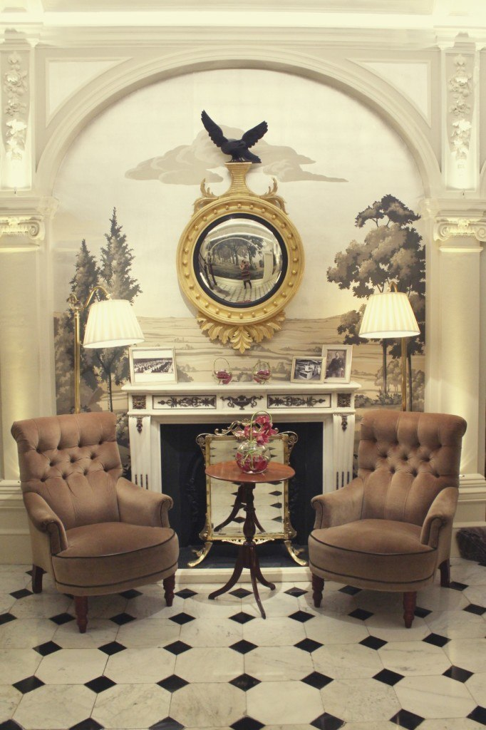 The Goring Hotel, London - INSIDE HALLWAY