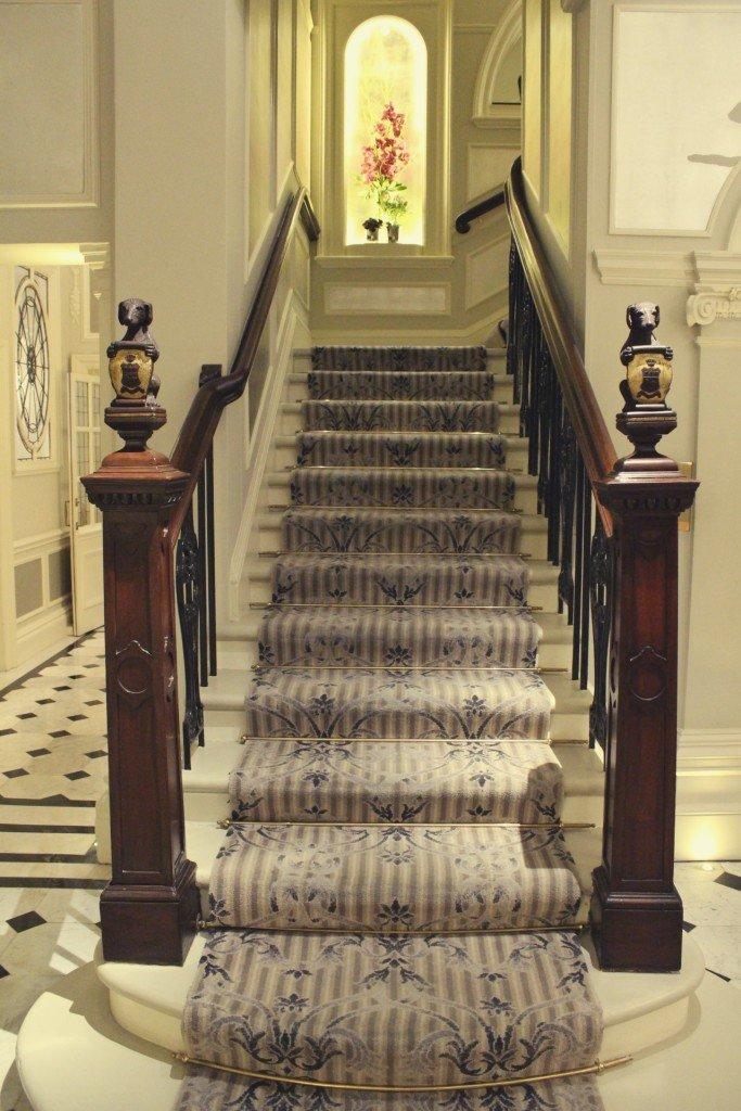 The Goring Hotel, London - STAIRWAY