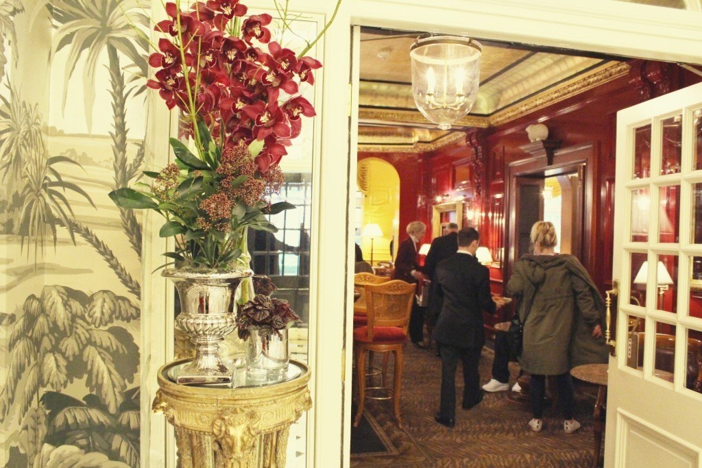 The Goring Hotel, London - lounge