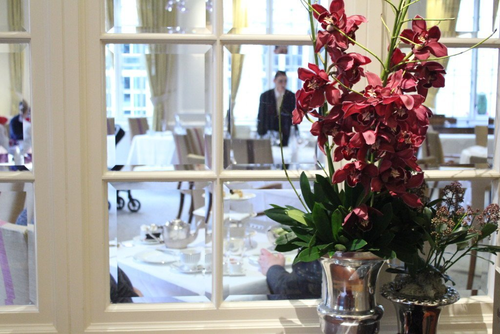 The Goring Hotel, London - dining room