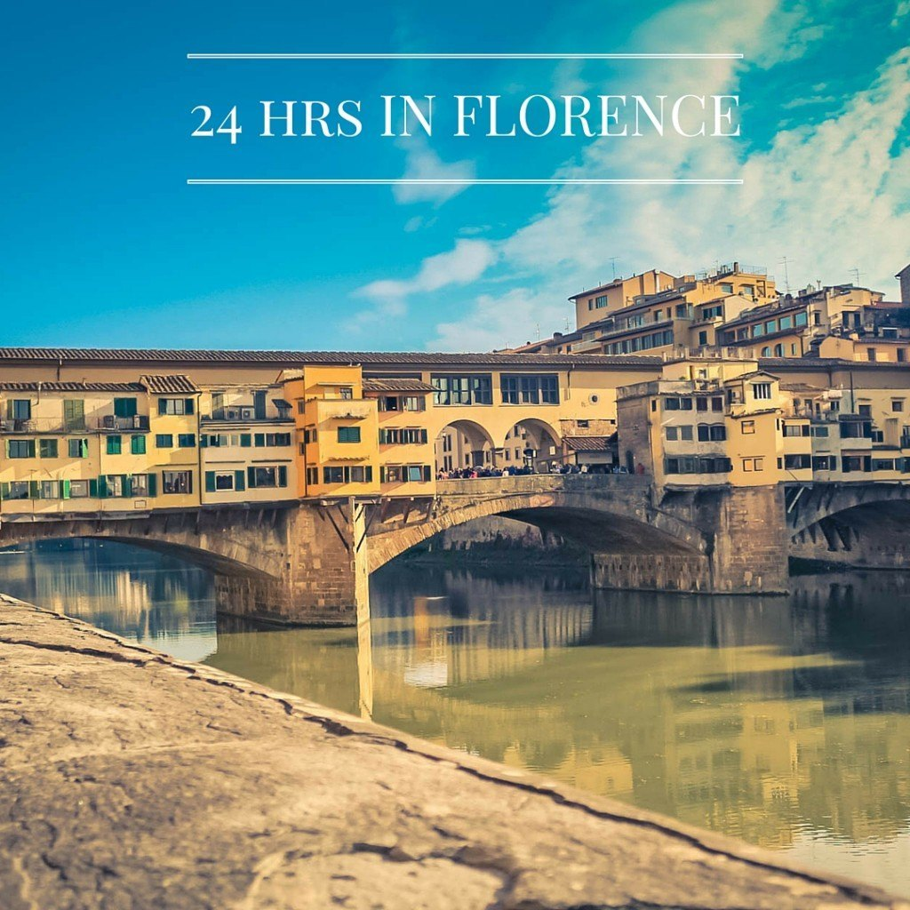 24hrs in Florence