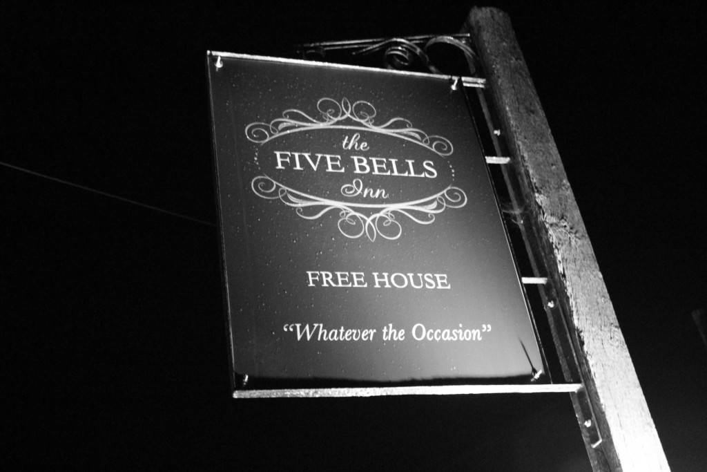 The Five Bells, Devon
