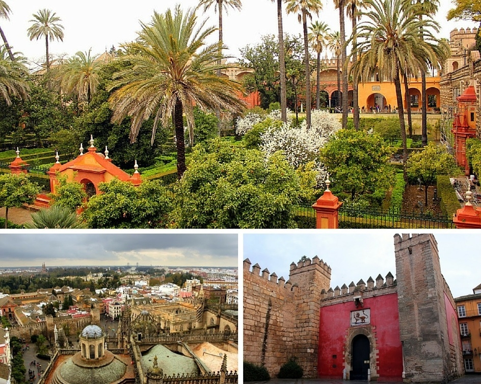 Montage of Seville