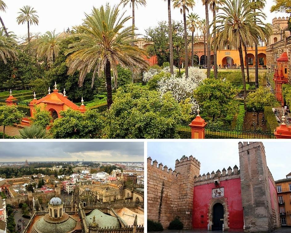 Montage of Seville