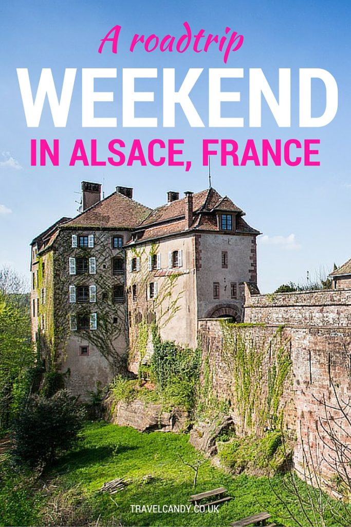 Alsace, France pinnable image