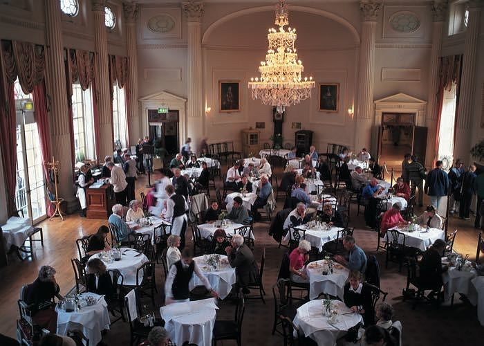The Pump Room in Bath