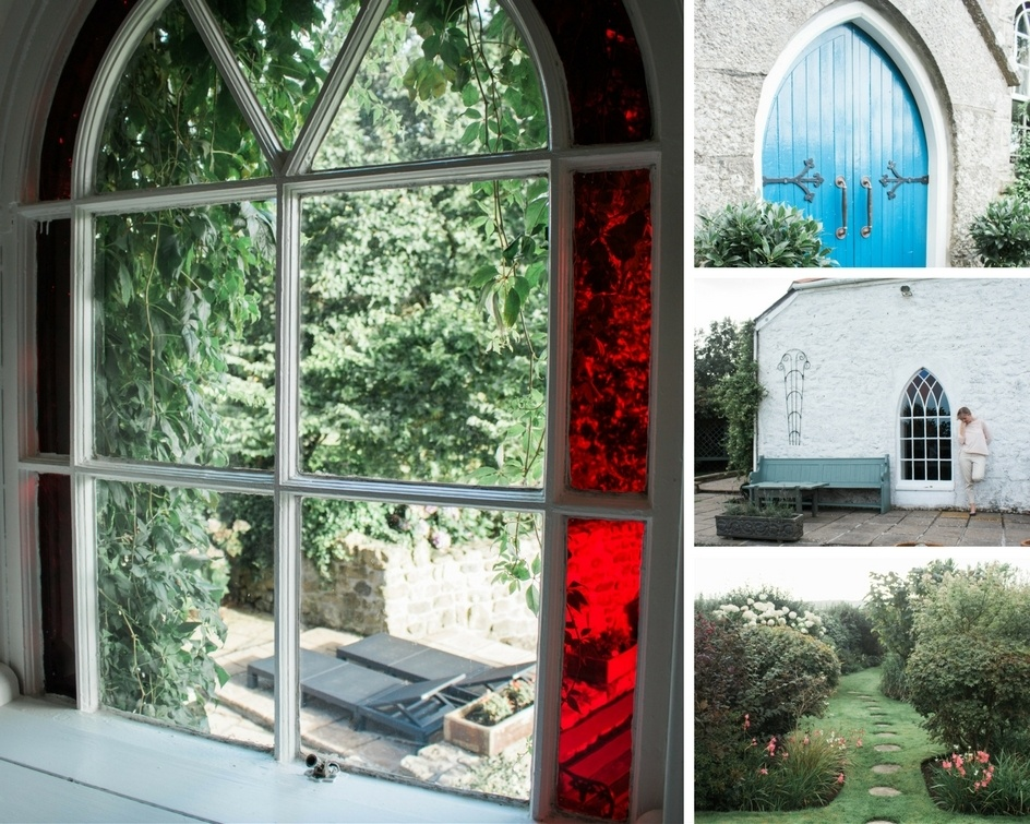 Shots from Dreamcatcher Cottage in Cornwall