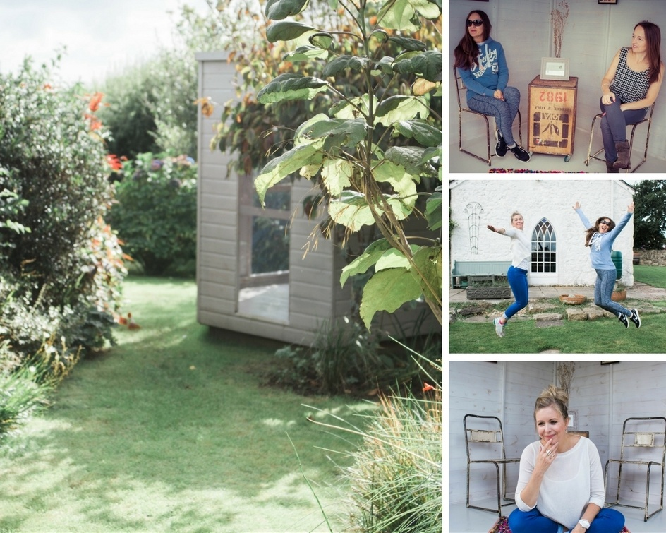 Dreamcatcher Cottage Cornwall montage