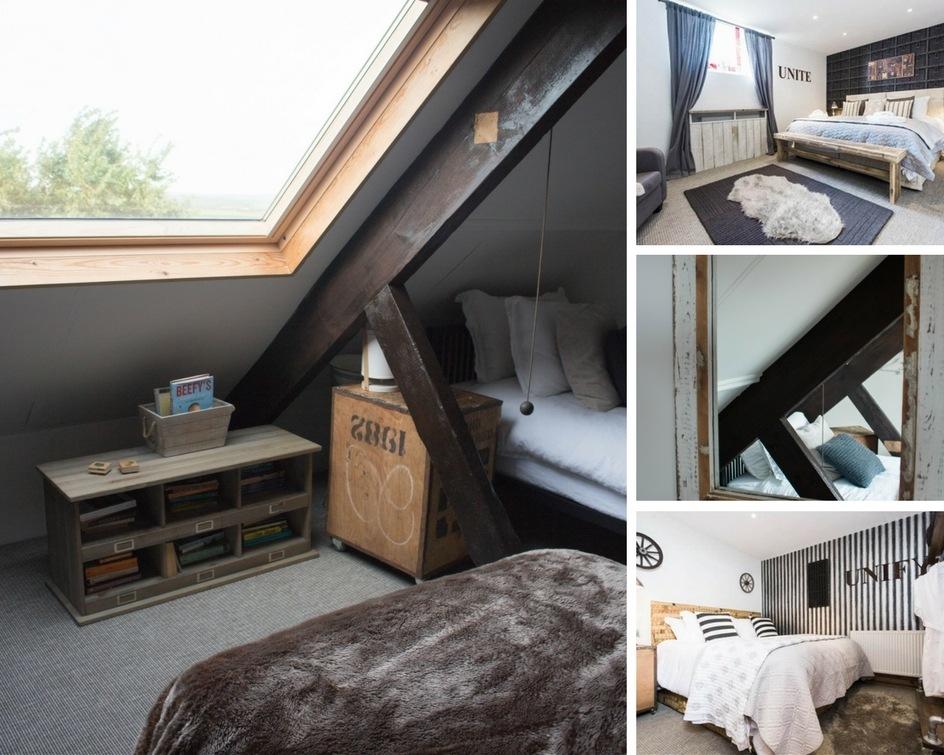 Dreamcatcher Cottage Cornwall - bedrooms