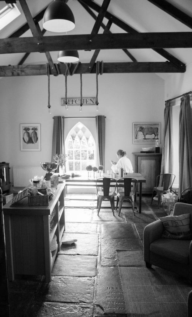 Dreamcatcher Cottage Cornwall - kitchen
