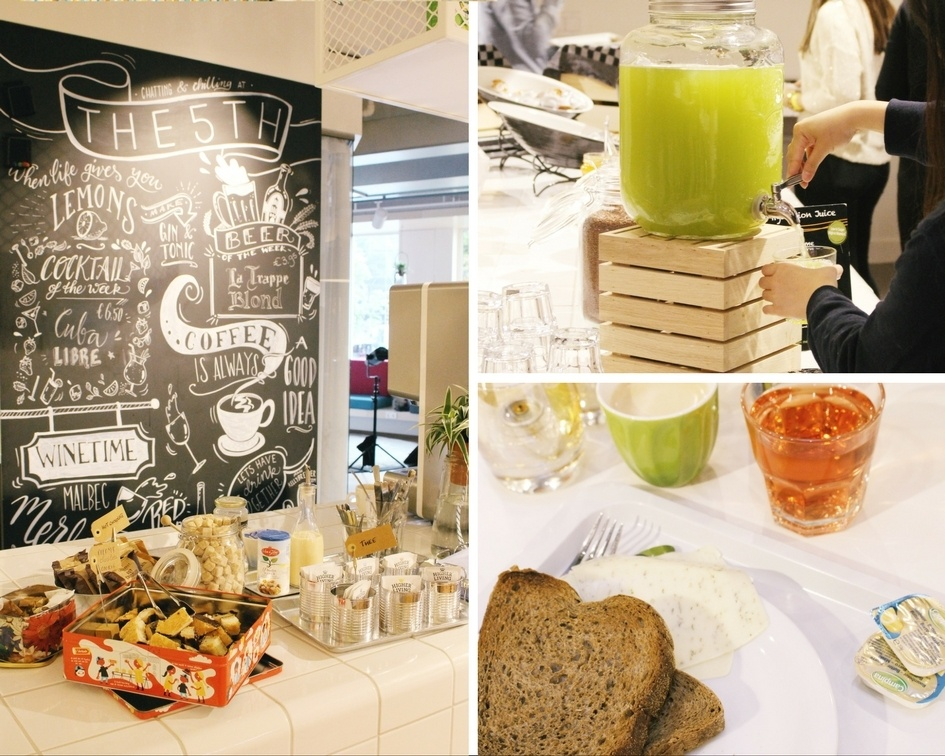 Food and drink at Stayokay Utrecht-Centrum