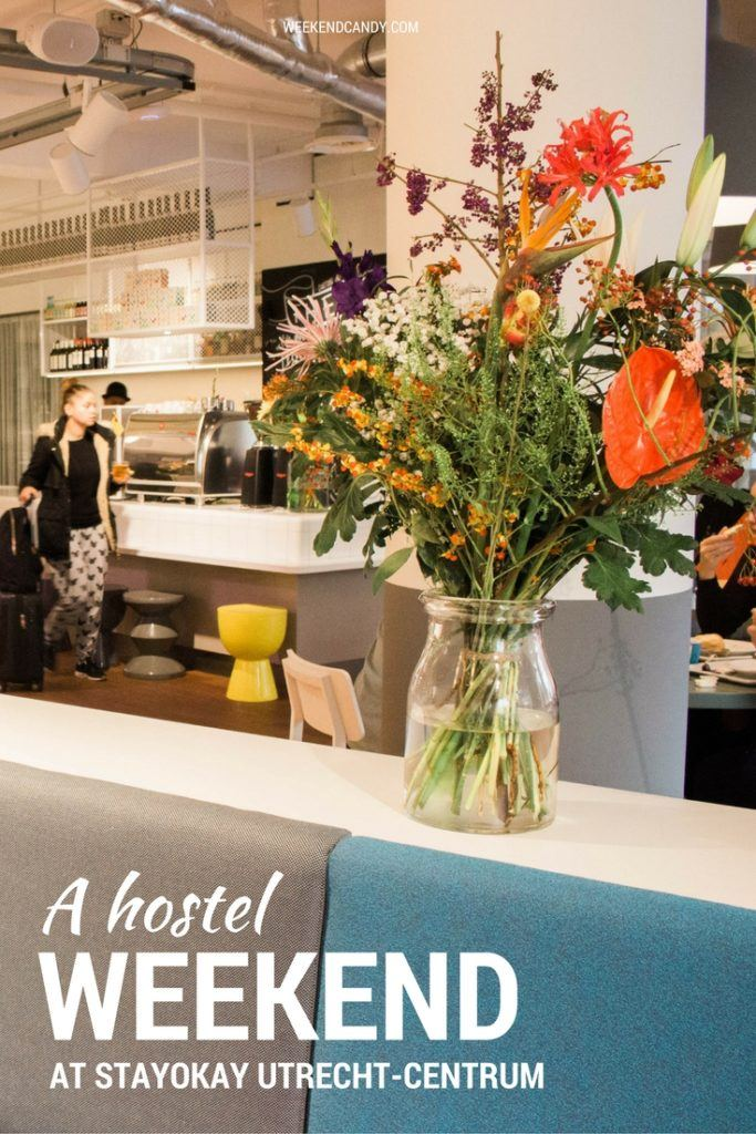 Utrecht's newest affordable place to sty is a hip new hostel called Stayokay Utrecht-Centrum. Ideal for savvy weekenders who like affordable city breaks!