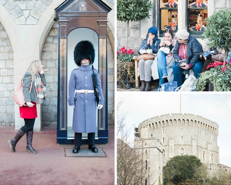 Weekend Candy at Windsor Castle