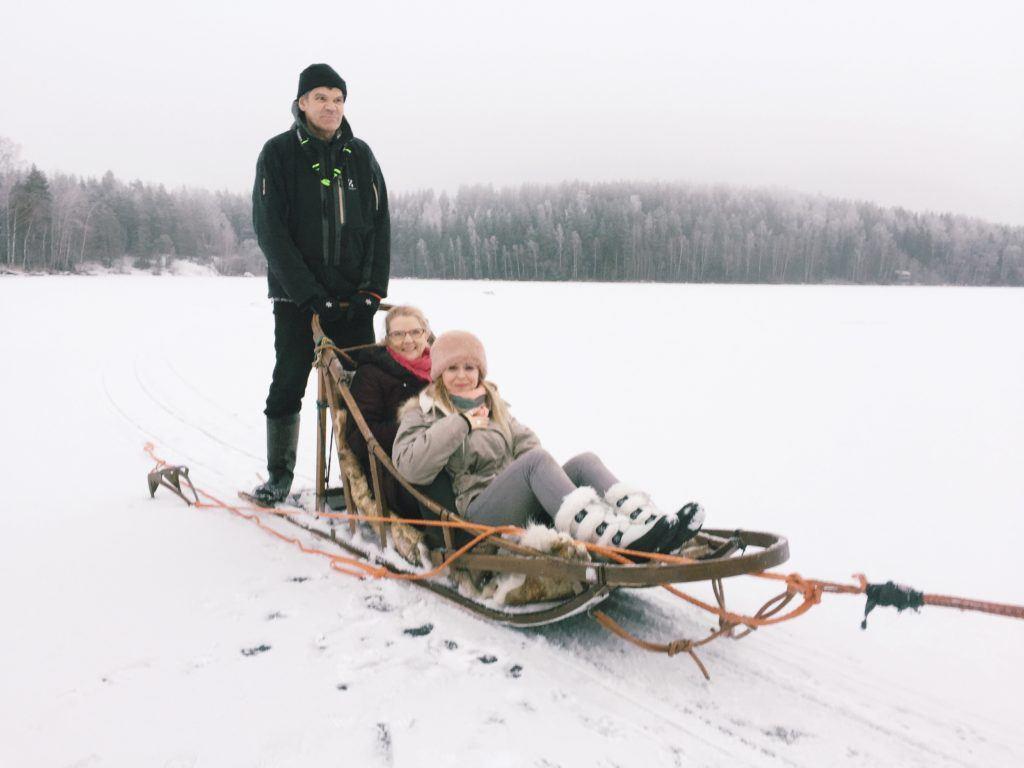 Gegwen Huskies in Lempaala Finland