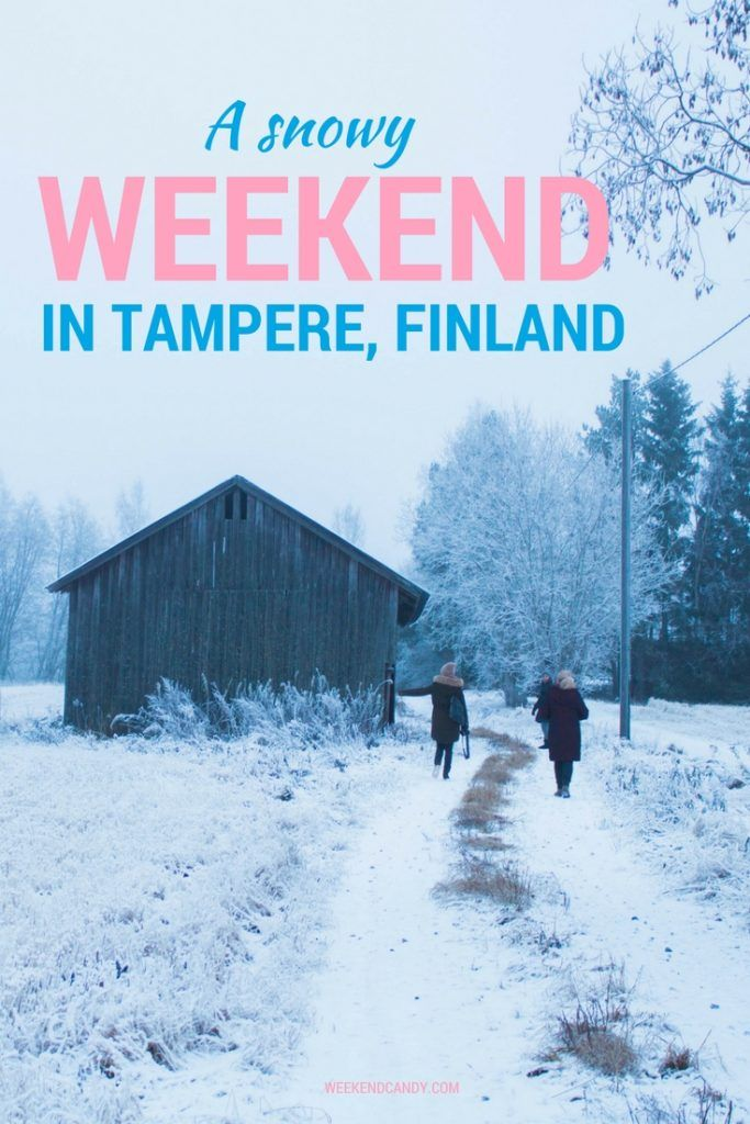 Weekend in Tampere by Weekend Candy