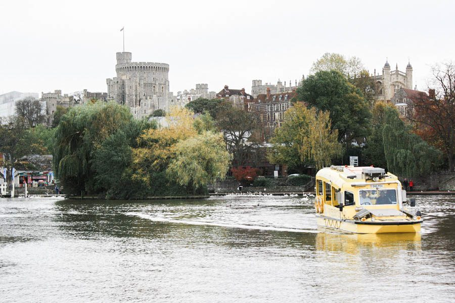 Duck Tours Windsor