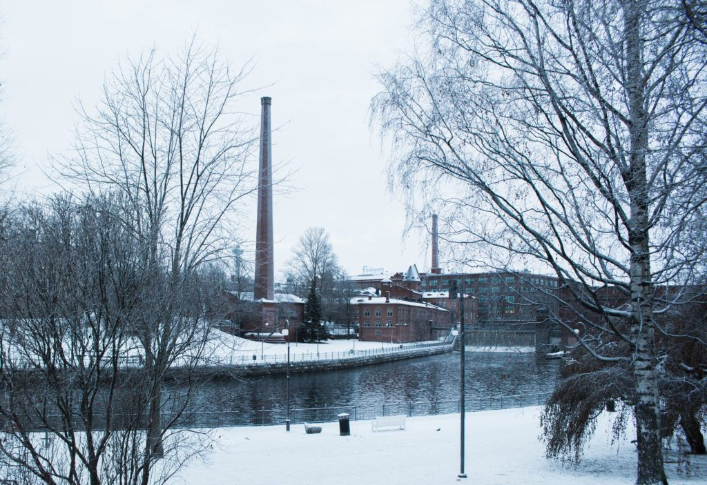 Tampere in Finland