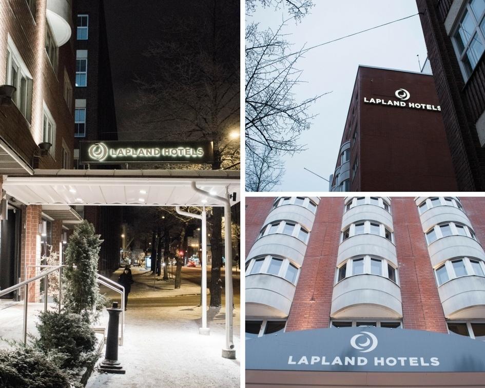 LAPLAND HOTEL TAMPERE MONTAGE