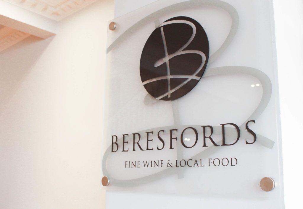 Beresfords restaurant Balmer Lawn