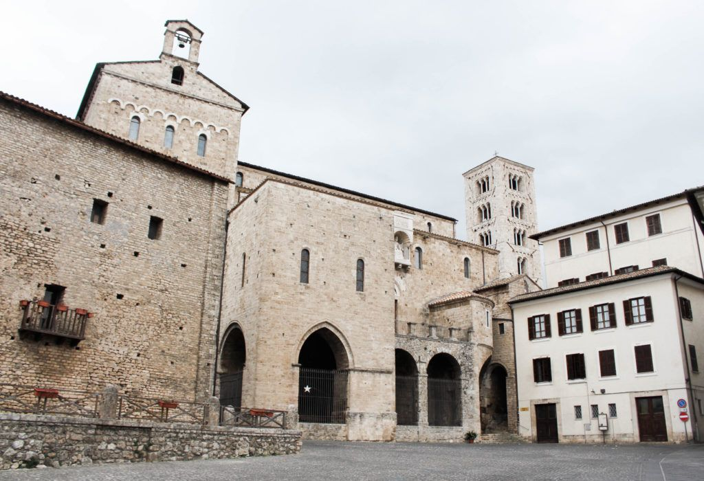 Anagni City of Popes in Lazio